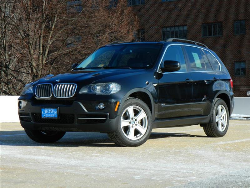 2007 BMW X5 4.8i w/ Navi and Back-Up Camera
