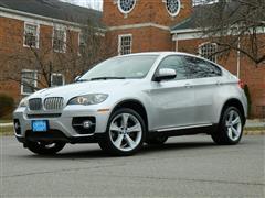 2009 BMW X6 xDrive50i