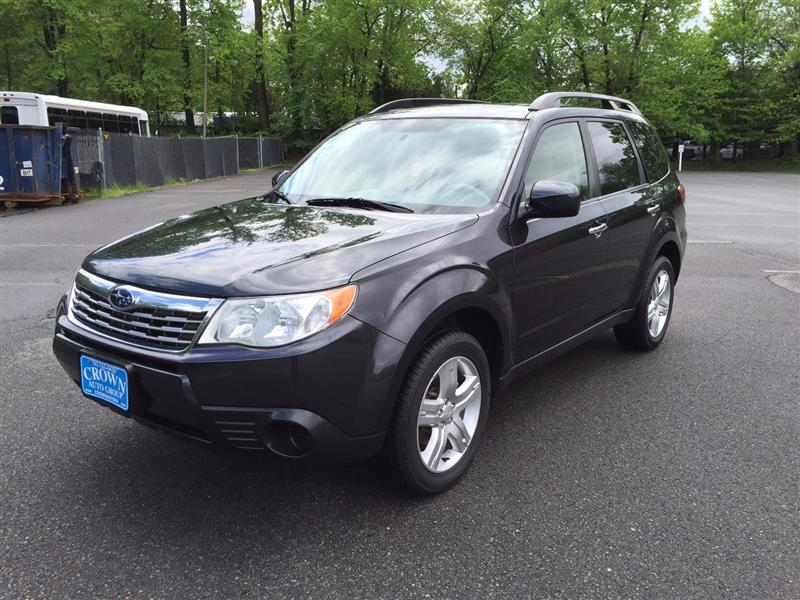 2009 SUBARU FORESTER (NATL) X