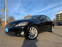 2010 LEXUS IS 250 Premium w Navigation Pkg
