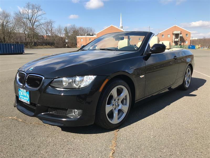 2010 BMW 3 SERIES 328i Hard Top Convertible