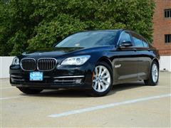 2013 BMW 7 SERIES 740i