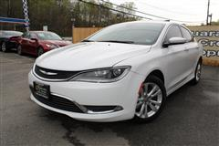 2017 CHRYSLER 200 Limited Platinium FWD