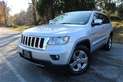 2012 JEEP GRAND CHEROKEE LIMITED/HEMI