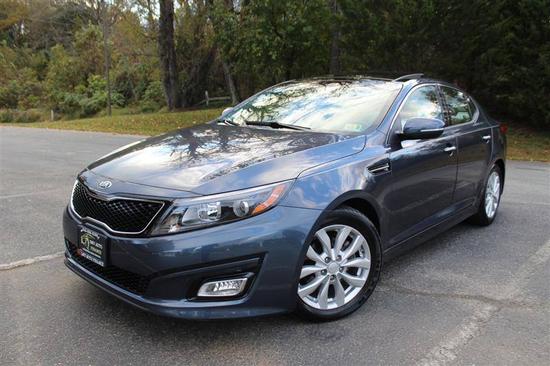 2015 KIA OPTIMA EX/CLEAN CARFAX 1 OWNER