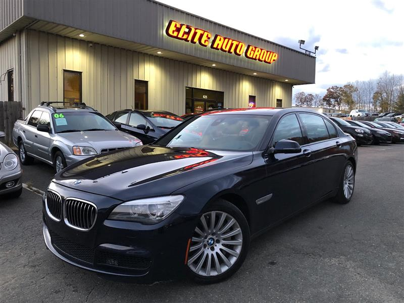 2013 BMW 7 SERIES 750Li/ALPINA B7