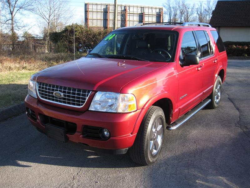 2004 FORD EXPLORER Limited