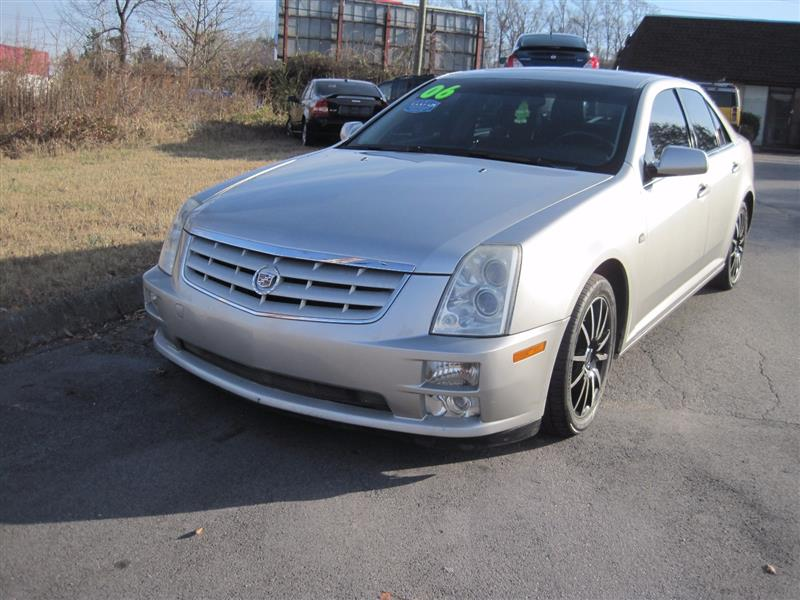 2006 CADILLAC STS LUXURY