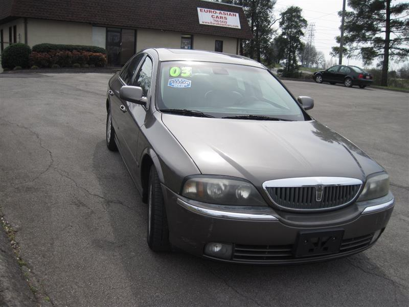 2003 LINCOLN LS Base/Premium