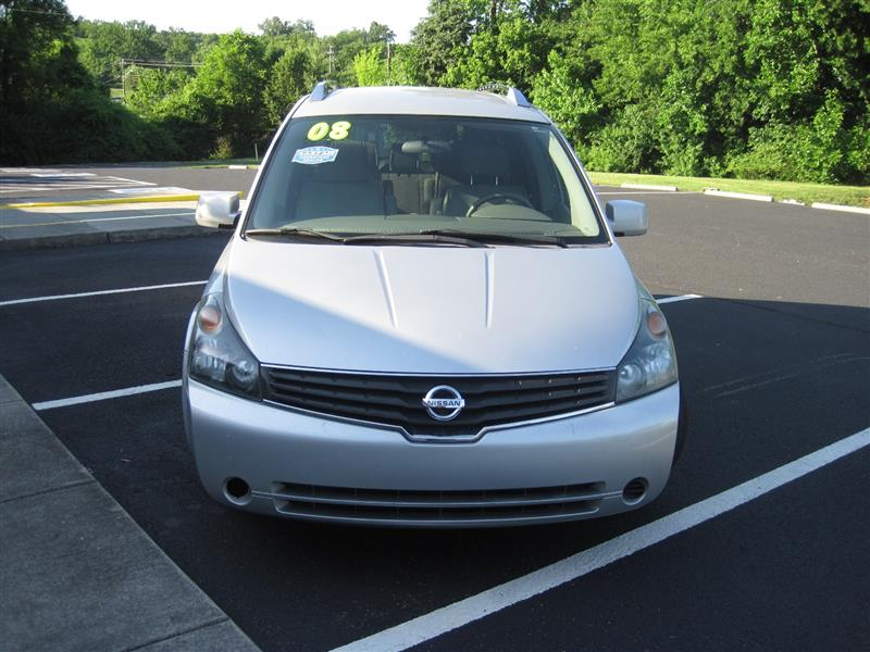 2008 Nissan Quest S Knoxville Tennessee Euro Asian Cars Tn
