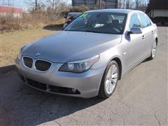 2004 BMW 5 SERIES 545iA/545i