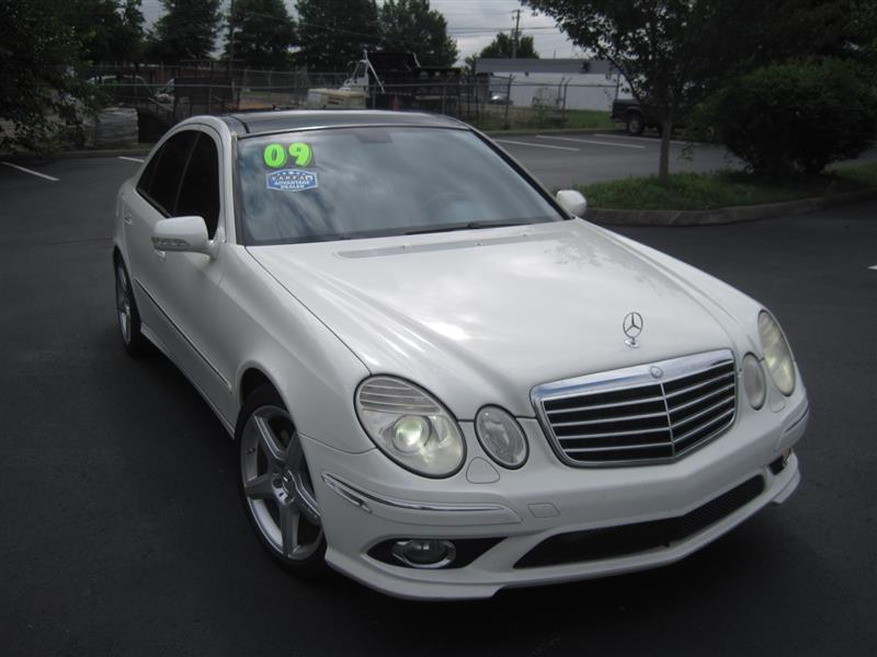 Used Car Dealerships Knoxville Tn >> 2009 MERCEDES-BENZ E-CLASS Sport 5.5L | Knoxville , TENNESSEE | EURO-ASIAN CARS - TN - 37909