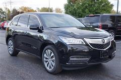 2016 ACURA MDX Technology Pkg