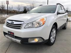 2010 SUBARU OUTBACK Ltd Pwr Moon/Navigation