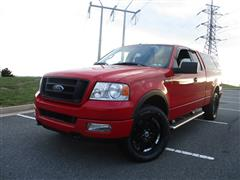 2005 FORD F-150 FX-4