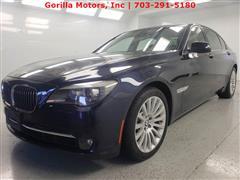 2012 BMW 7 SERIES 750Li/ALPINA B7 LWB