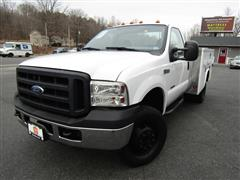 2007 FORD SUPER DUTY F-350 DRW XL SUPER DUTY
