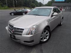 2008 CADILLAC CTS 3.6L V6 AWD