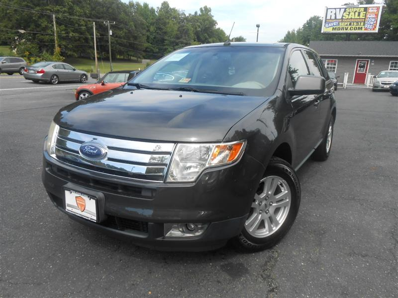 2007 FORD EDGE SEL Plus w/ Navigation