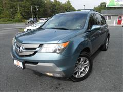 2007 ACURA MDX SH-AWD with Technology and Entertainment
