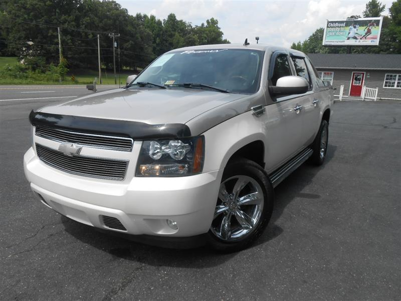 2007 CHEVROLET AVALANCHE LT w/ 3LT REGENCY PACKAGE