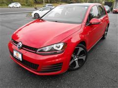 2015 VOLKSWAGEN GOLF GTI 2.0T Autobahn 4-Door FWD