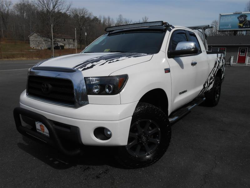 2007 TOYOTA TUNDRA 4X4 Limited Double Cab 5.7L TRD Package