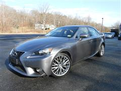 2014 LEXUS IS 250 AWD w/ Navigation