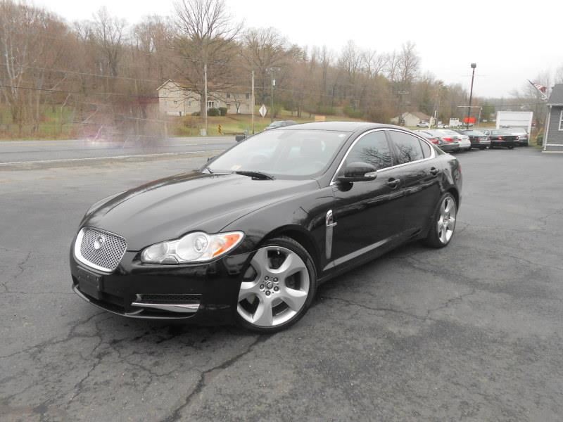 2009 JAGUAR XF Supercharged