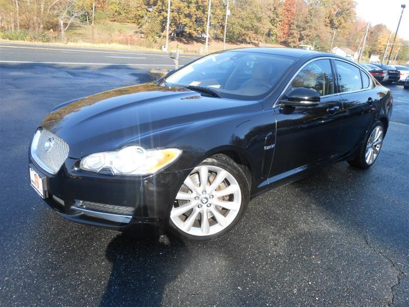 2010 JAGUAR XF Premium Luxury