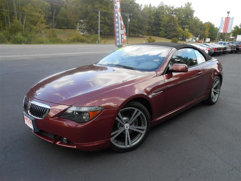 2005 BMW 6 SERIES 645Cic