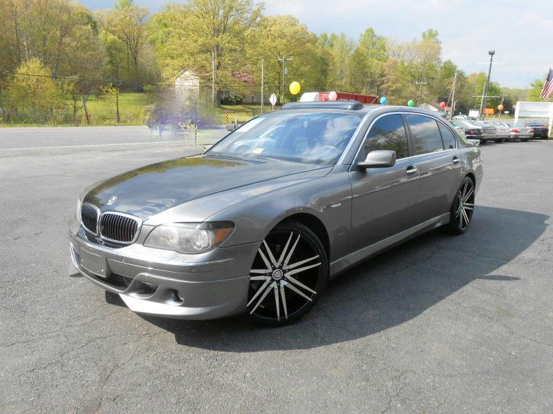 2006 BMW 7 SERIES 750Li