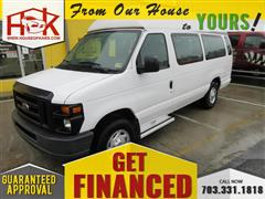 2011 FORD ECONOLINE CARGO VAN E250 Extended Hightop Passenger Van