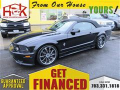 2008 FORD MUSTANG GT SALEEN