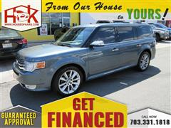 2010 FORD FLEX Limited w/EcoBoost