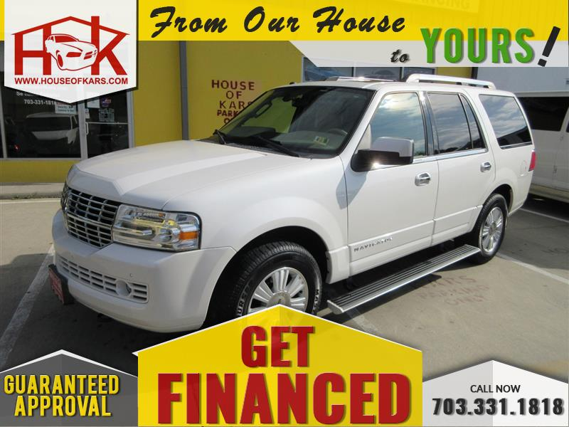 2009 LINCOLN NAVIGATOR  Luxury