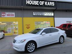 2009 LEXUS LS 460 Luxury