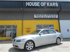 2006 BMW 5 SERIES 535xi