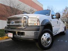2006 FORD SUPER DUTY F-550 DRW XL/XLT/Lariat