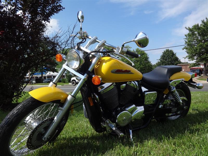 2002 HONDA VT750C