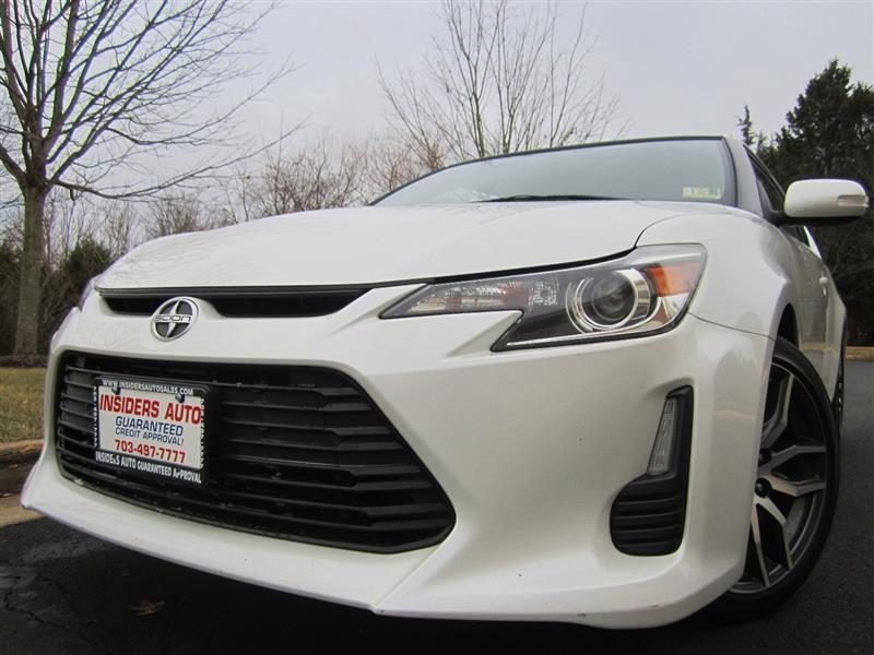 2015 SCION TC SPORT