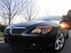 2007 BMW 6 SERIES 650I
