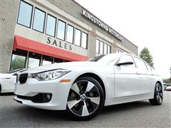 2014 BMW 3 SERIES ActiveHybrid 3