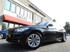 2015 BMW 5 SERIES GRAN TURISMO 535i xDrive