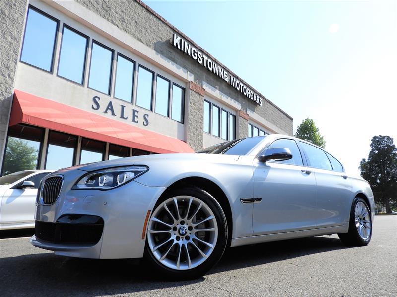 2015 BMW 7 SERIES 740i