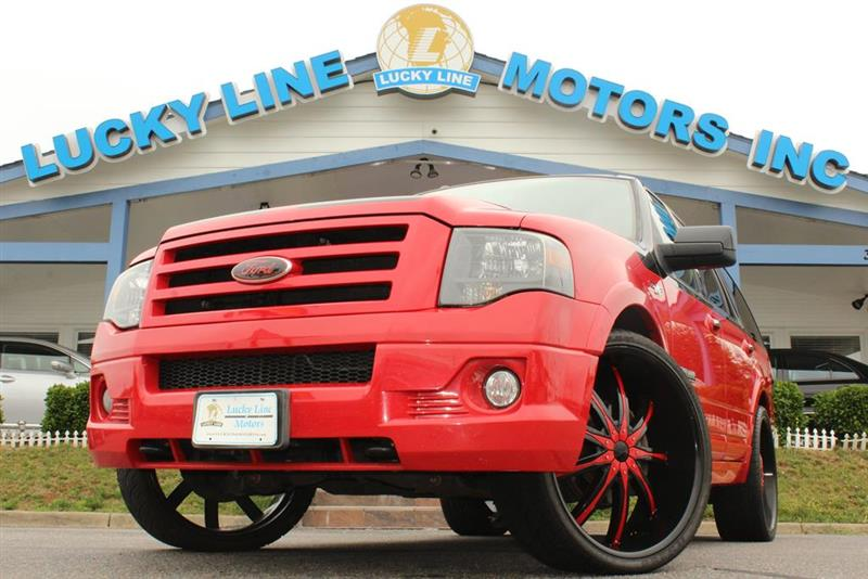 2008 FORD EXPEDITION Limited Funk Master Flex Edition