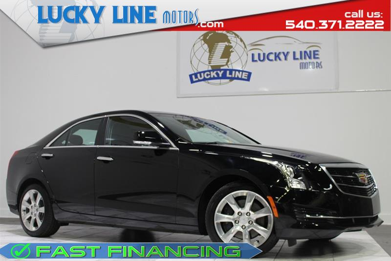 2016 CADILLAC ATS 2.0T - RWD - Luxury Collection