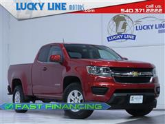 2015 CHEVROLET COLORADO WT EXTENDED CAB