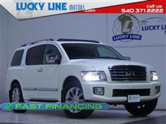 2010 INFINITI QX56 Navigation & Back-up Camera