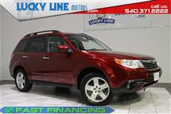 2010 SUBARU FORESTER 2.5i Limited